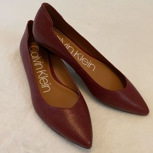 Calvin Klein Giannis Flats